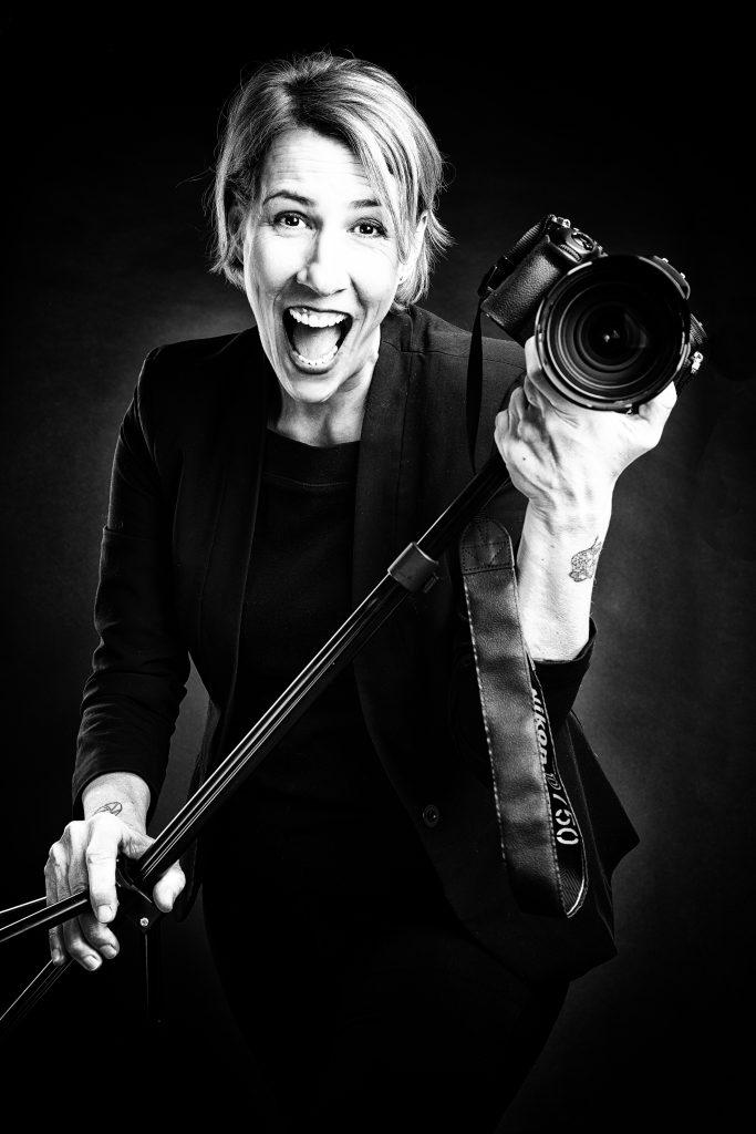 Porträt Fotografin Nadja Büchler